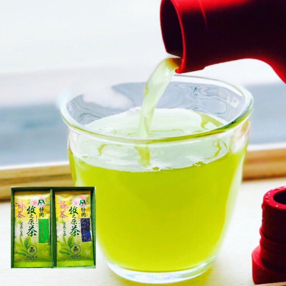品種茶ギフト②2,150円
