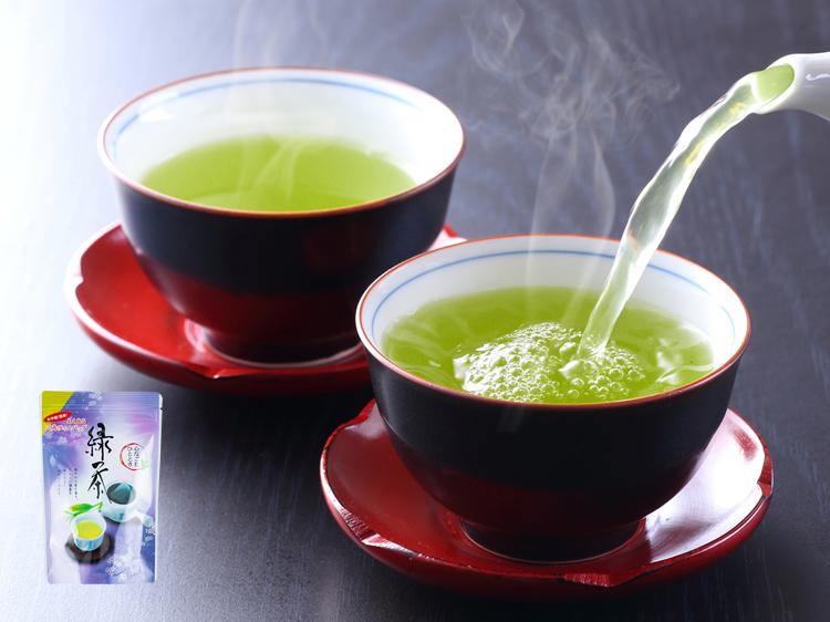 深蒸し茶「高級」ティーバッグ5g×20