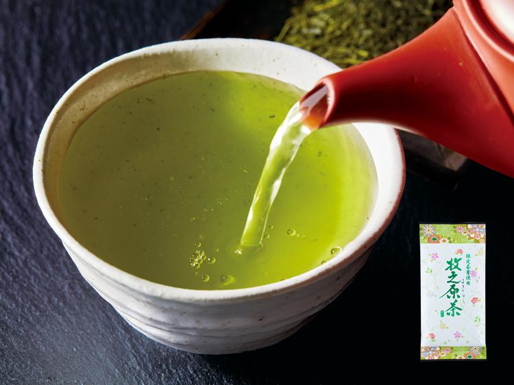 急須用深蒸し茶「初摘」100g