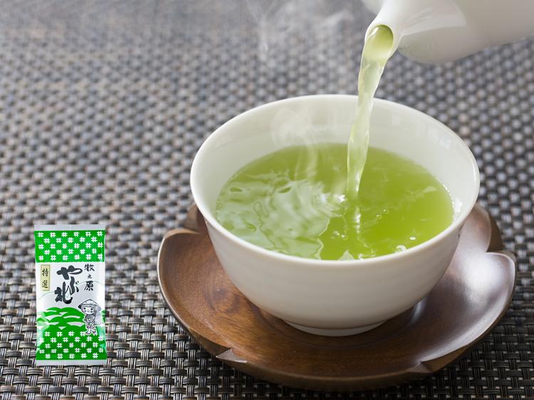 急須用深蒸し茶「本造り」100g