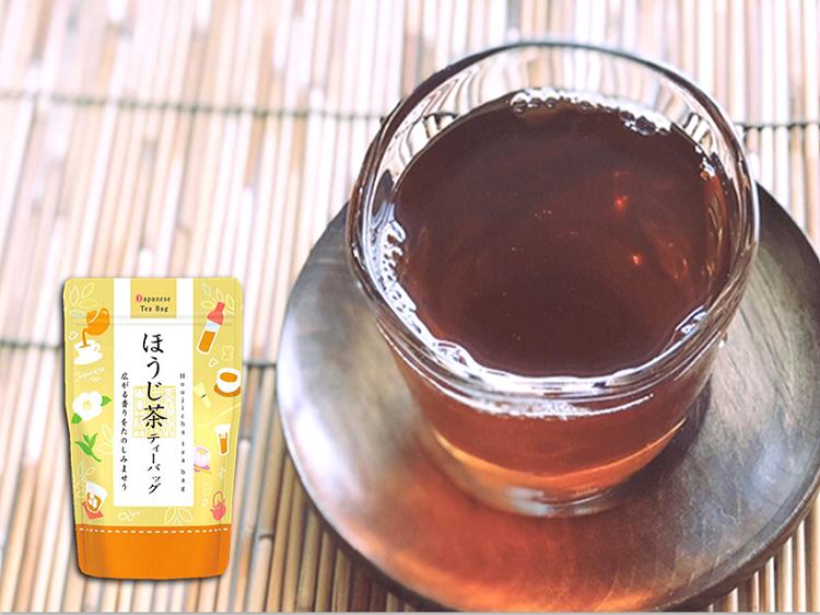 ほうじ茶TP